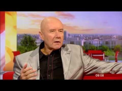 Irvine Welsh  Dead Mans Trousers  BBC Breakfast