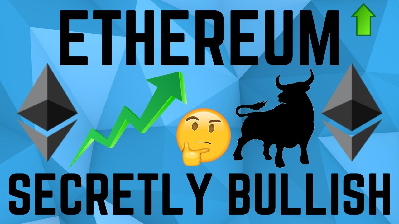 Why ETHEREUM Is SECRETLY BULLISH And Pressure Is Growing!