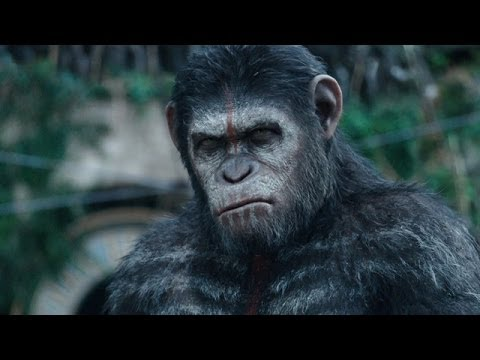 """Dawn of the Planet of the Apes - """"Apes Don´t Want War"""" Clip"""