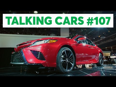 Talking Cars with Consumer Reports #107: 2017 Detroit Auto Show