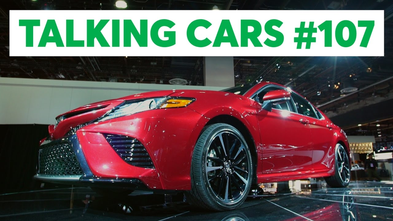 Talking cars with consumer reports 107 2017 detroit auto show youtube