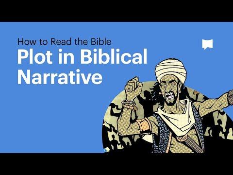 Plot in Biblical Narrative