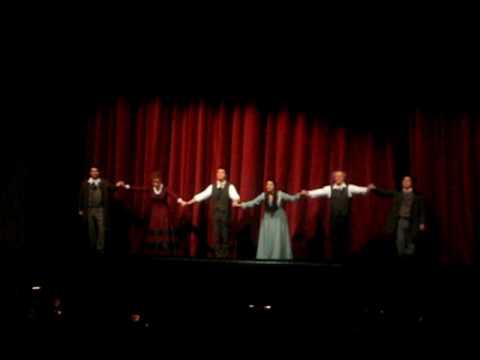 La Boeme Curtain Call