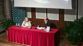 Silvia Ferrara presenta