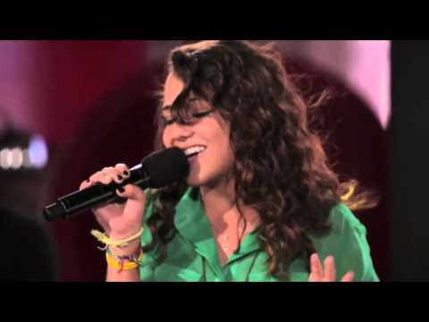 Jennel Garcia - I kissed a girl - X factor USA 2012 S2