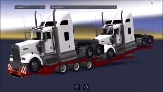 http://sharemods.com/vn8ak1x5m1dx/Ats...         This mod adding Cargo for Truck Transport Trailers, with another Truck and cabin type like: kenworth_t680 kenworth_w900 peterbilt_579 The Trailer are available in: Bushnell,Volt?son,Hms,Plaster Sons,Darchel