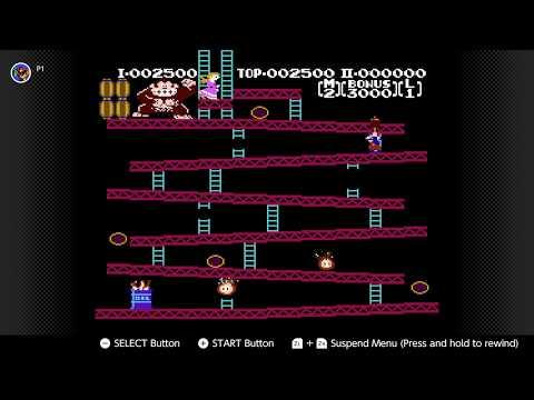 Dannky Kanng. Donkey Kong. Arcade!