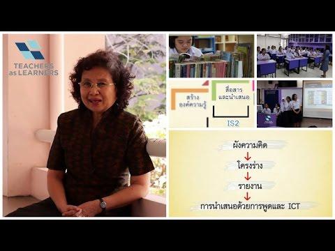 รายวิชา IS2 การสื่อสารและการนำเสนอ (ทักษะศตวรรษที่ 21 ของเด็กไทย)