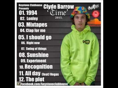Clyde Barrow (A.K.A JC) - TIME (FULL MIXTAPE)