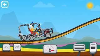 Racing Car Game for Kids 2+ App Review