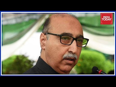 India Today Exclusive Interview With Pak High Commissioner Abdul Basit