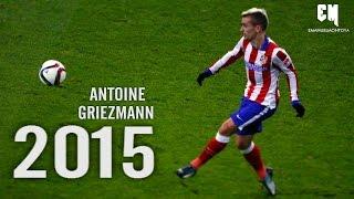 Antoine Griezmann - Goles & Jugadas 2014/2015 HD