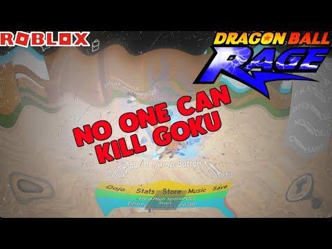 Nobody can KILL Goku   DB rage!!!