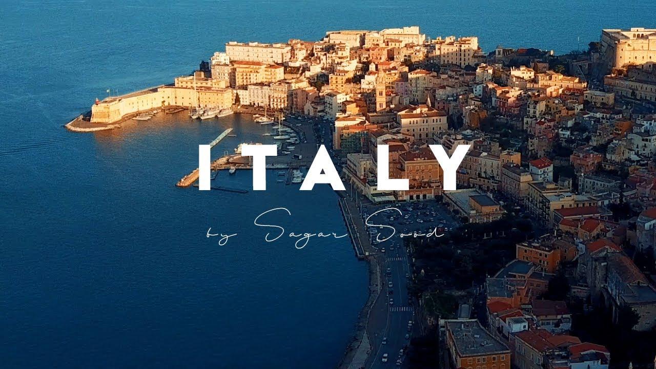 ITALY // Rome & Gaeta // Cinematic Travel Video - YouTube