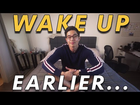 6 Effective Ways to Wake Up Earlier & Be More Successful