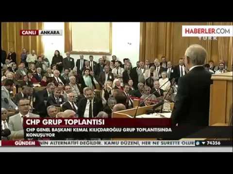Kemal Kılıçdaroğlu Türkiyenin IŞİDe Silah Yardımı Savcılık Belgelerini Kamuoyuna Gös cut