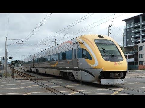 Australia - Passenger Trains In Perth