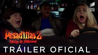 PESADILLAS 2: NOCHE DE HALLOWEEN. Tráiler Oficial HD en español. En cines 26 de octubre.