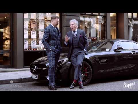 The Jeff Banks Savile Row Bespoke Suit