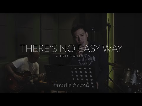 There's No Easy Way - James Ingram (cover) by Erik Santos Mp3