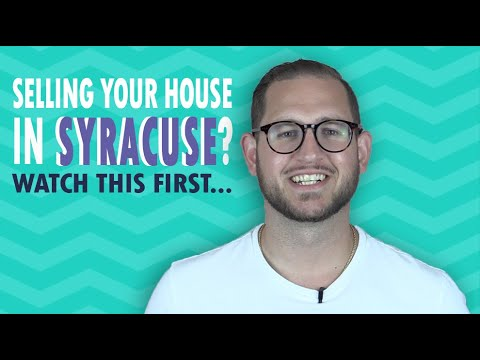 Sell My House in Syracuse, NY - Fast Cash Home Buyers