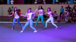 Лёгкий танец