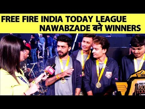Free Fire India Today League: Team Nawabzade Win Final And Rs 8.5 Lakh