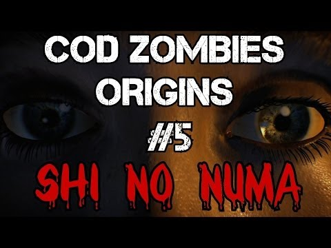 CoD Zombies Origins - Shi no Numa: A Reference to HAARP From Tranzit (Part 5)