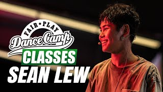 Sean Lew ★ East Coast Remix ★ Fair Play Dance Camp 2019 ★