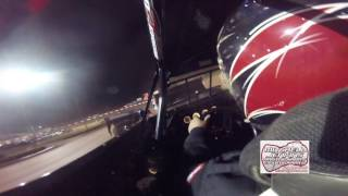 Mike Bruner In-Car Dixie Speedway 5/13/17!