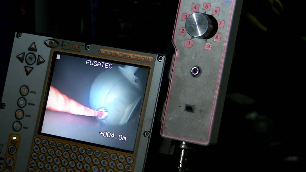 Localizador de fugas de agua para tuber as de pvc youtube for Fugas de agua madrid