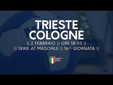 Serie A1M [16^]: Trieste - Cologne 23-17