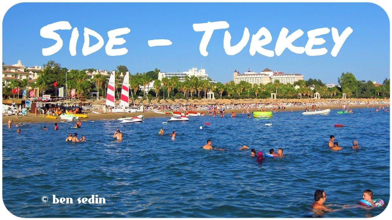 side turkey youtube