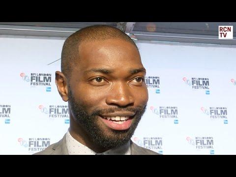 Tarell Alvin McCarney Interview Moonlight Premiere