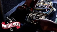 Get a first look at Drew McIntyres WWE Championship plates WWE Exclusive April 5 2020