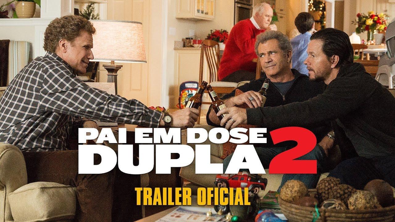 Pai Em Dose Dupla 2 | Trailer Internacional | LEG | Paramount Pictures Brasil