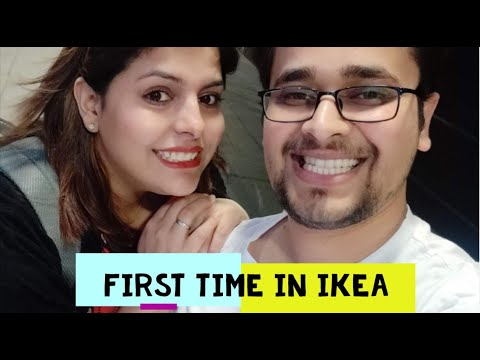 My First Time In IKEA | Life In Toronto | Canada
