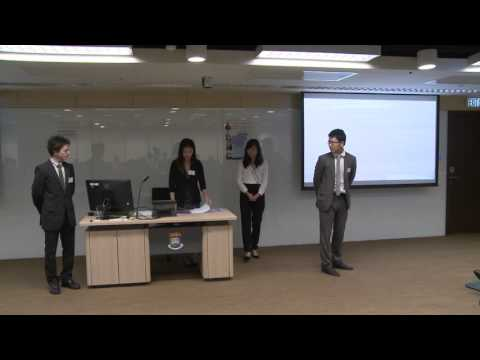 2016 Round 3 A2 HSBC/HKU Asia Pacific Business Case Competition