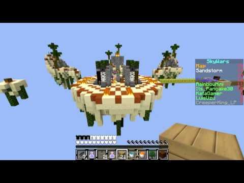 Los SkyWars mas raros -Minecraft-