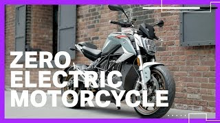 Inside California EV startup Zero Motorcycles