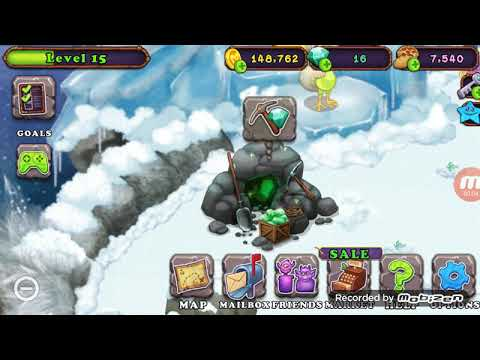 How Much A Mini Mine Gives Diamonds In 24 Hours || My Singing Monsters ||  How To Get Free Diamonds