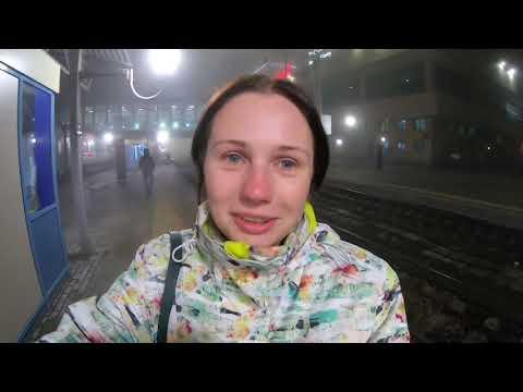 Я В КУРСКЕ. ПОЕЗД №12 Анапа - Москва. Автобус Воронеж - Курск. 19 часов до дома 🏘