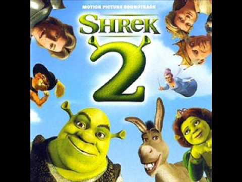 Shrek 2 Soundtrack   14. Jennifer Saunders - Holding Out For a Hero