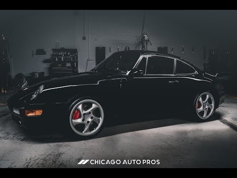130 Hour Detail on a Porsche 911 | Chicago Auto Pros