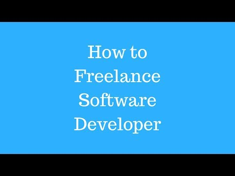 How To Get Started As a Freelance Software Developer?