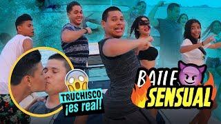 BES0 DE TRUCHISCO 😘 CUMPLE EL RETO JUKILOP thumbnail