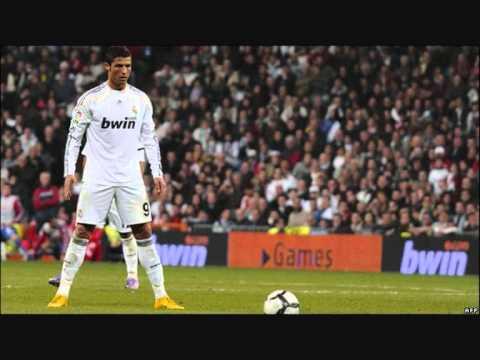 C.Ronaldo musik zum fußball spielen 2013/2014 I Like it Loud