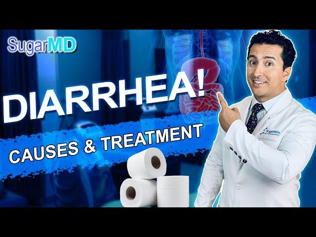 Here is Why You Get Diarrhea as a Diabetic! SugarMD