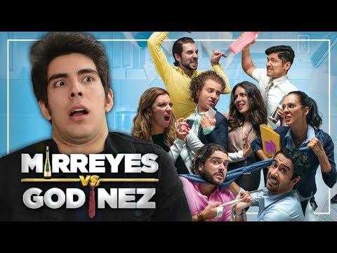 Mirreyes VS Godínez - Todo lo que esta MAL con el Cine Mexicano