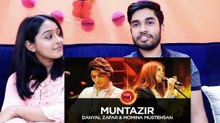 INDIANS react to MUNTAZIR by DANIYAL ZAFAR & MOMINA | Coke Studio